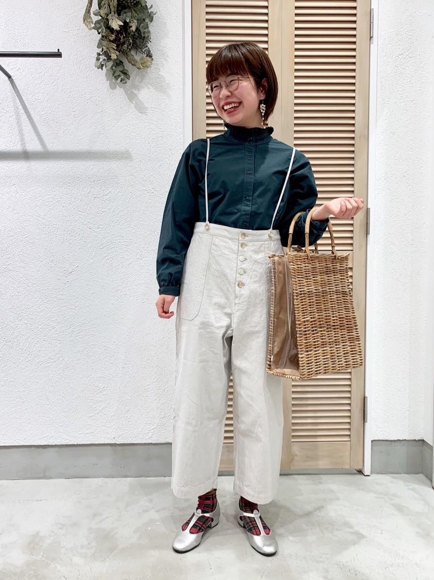 chambre de charme 横浜ジョイナス 身長:153cm 2020.03.31