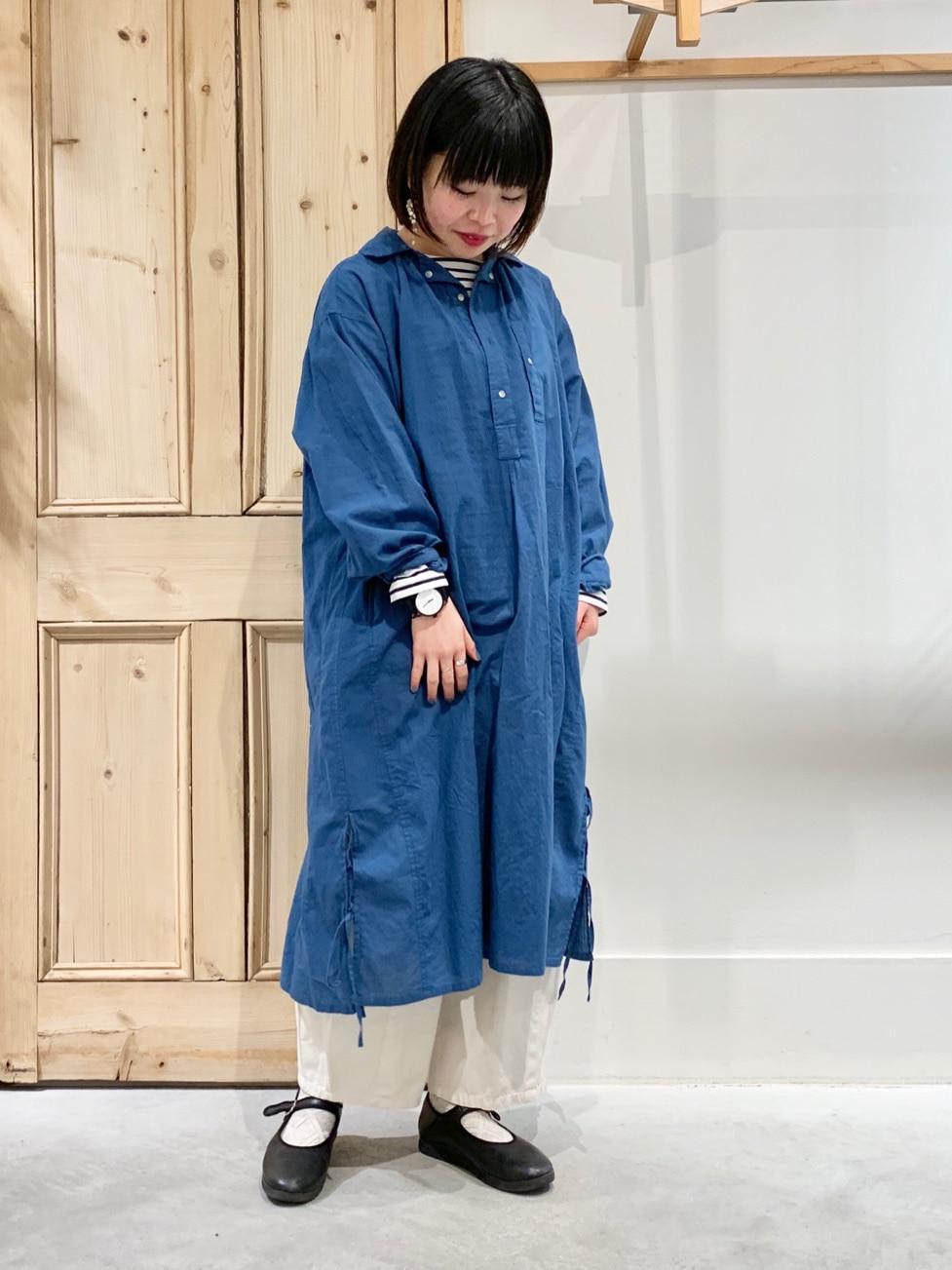 Malle chambre de charme 調布パルコ 身長:153cm 2021.02.05