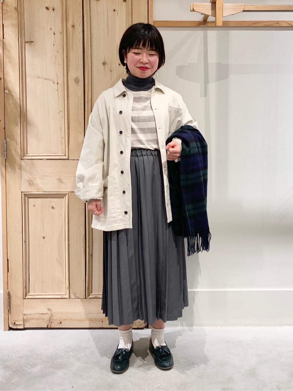 Malle chambre de charme 調布パルコ 身長:153cm 2020.11.27