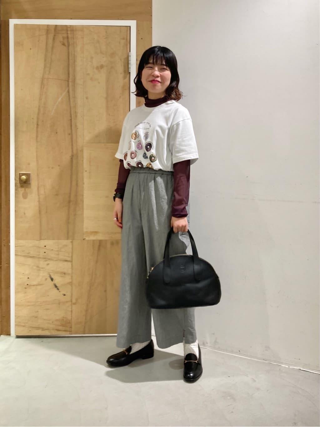 l'atelier du savon 新宿ミロード 身長:153cm 2021.08.21