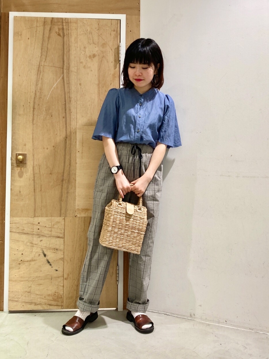 l'atelier du savon 新宿ミロード 身長:153cm 2021.06.12