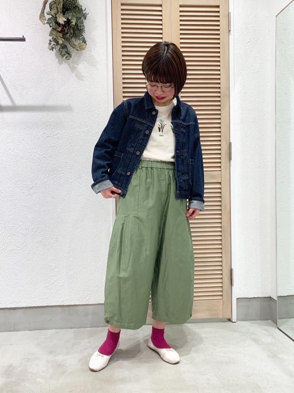 chambre de charme 横浜ジョイナス 身長:153cm 2020.03.18