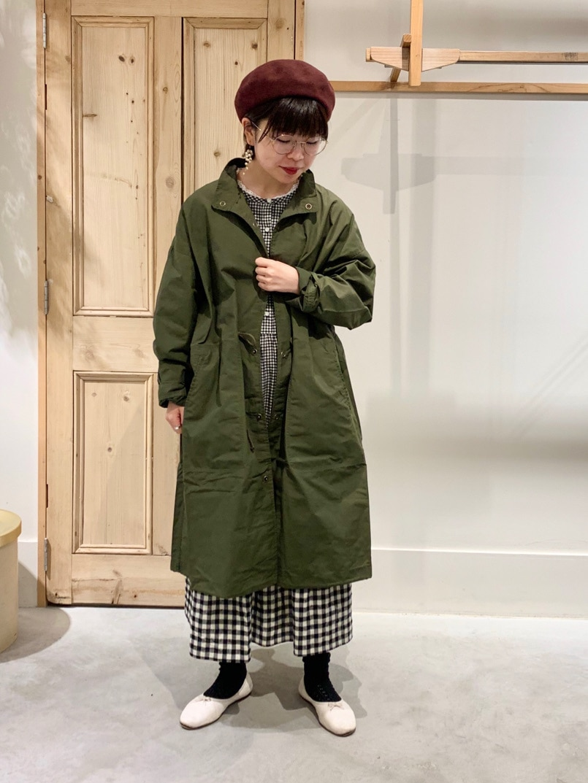 Malle chambre de charme 調布パルコ 身長:153cm 2020.09.25