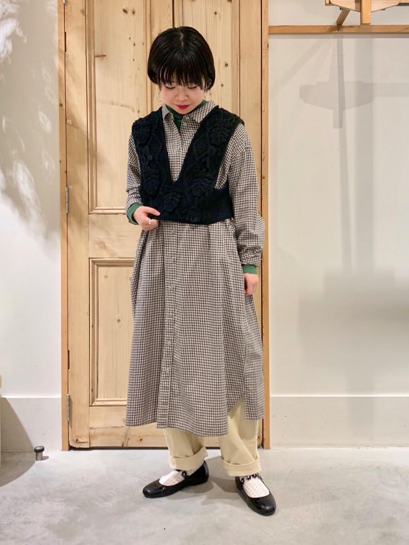 Malle chambre de charme 調布パルコ 身長:153cm 2020.10.15