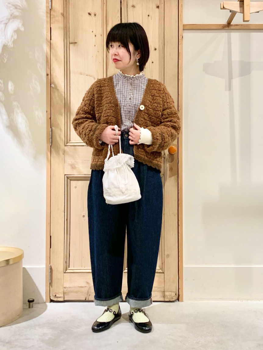 Malle chambre de charme 調布パルコ 身長:153cm 2020.11.20