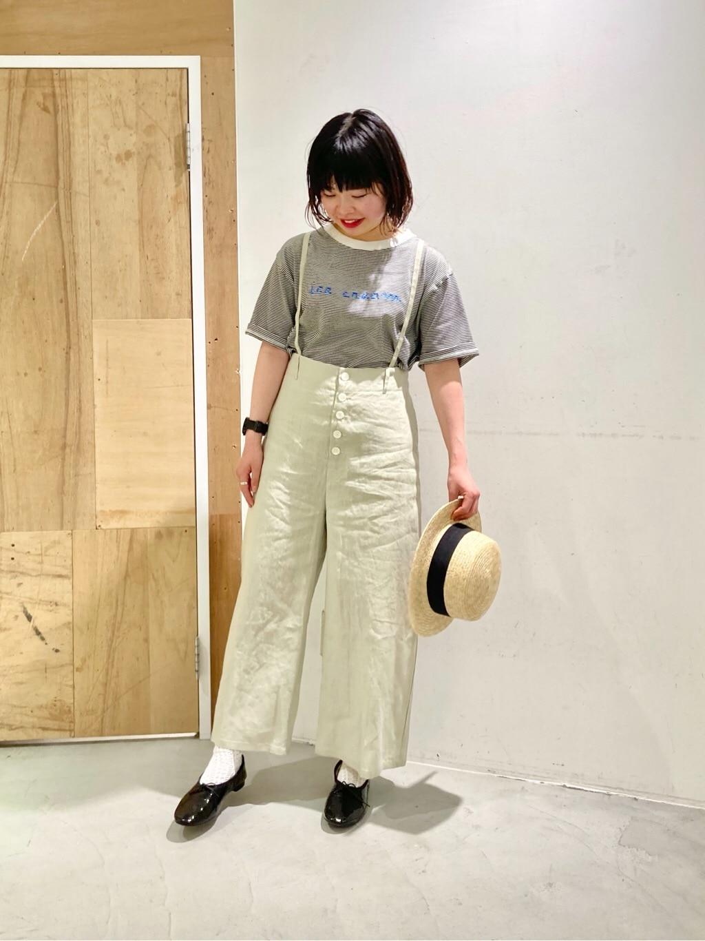 l'atelier du savon 新宿ミロード 身長:153cm 2021.05.15