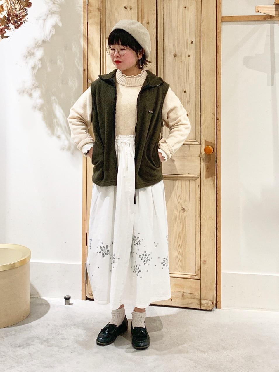 Malle chambre de charme 調布パルコ 身長:153cm 2020.12.18