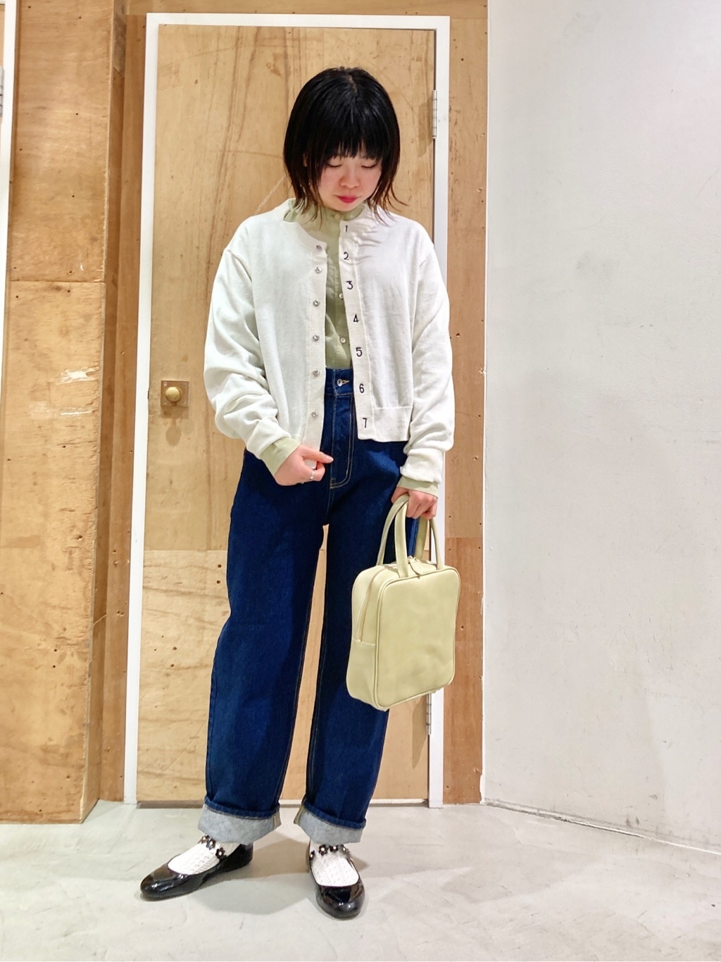 l'atelier du savon 新宿ミロード 身長:153cm 2021.03.17
