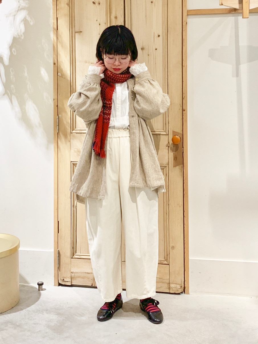 Malle chambre de charme 調布パルコ 身長:153cm 2020.12.24