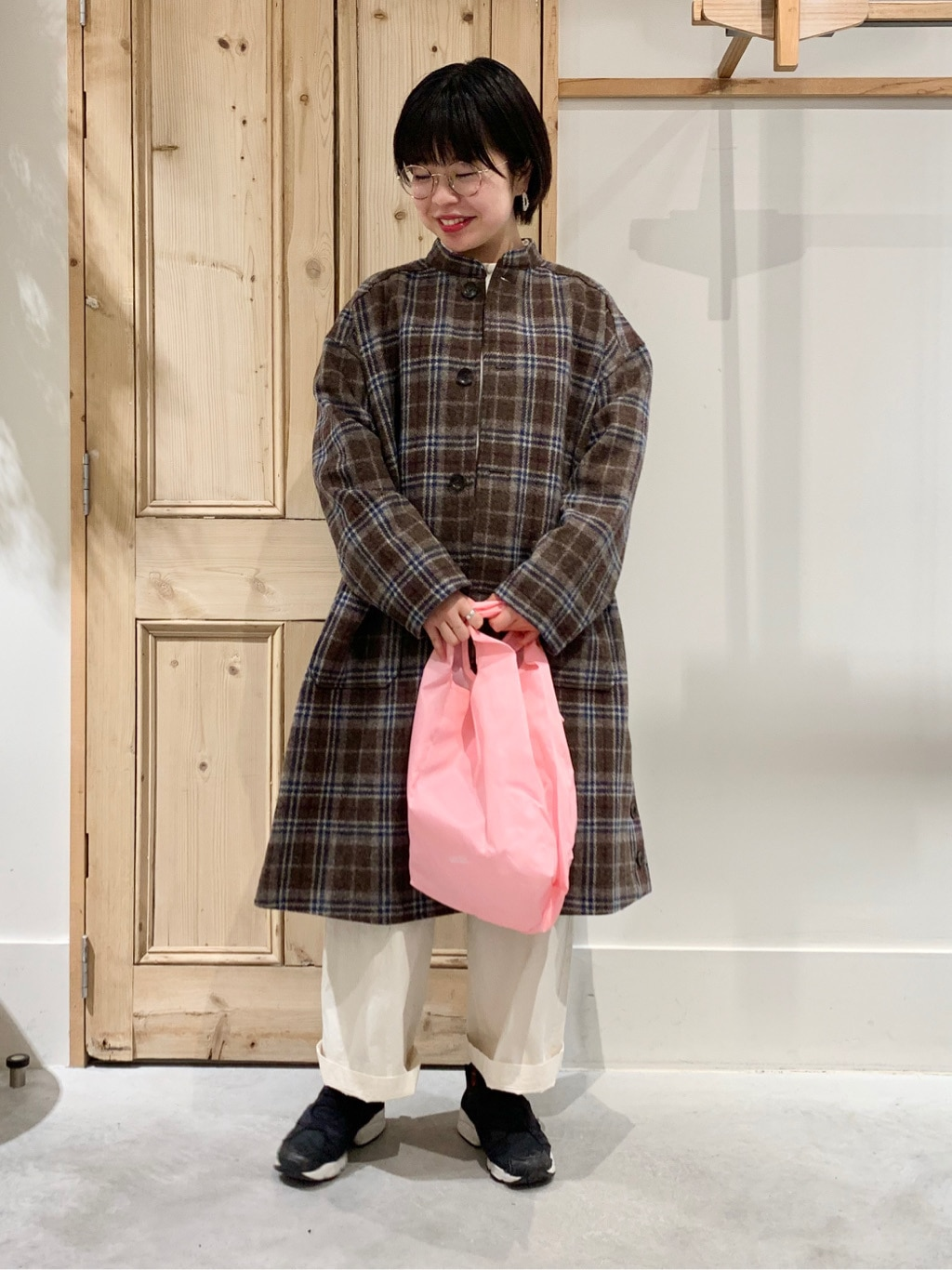 Malle chambre de charme 調布パルコ 身長:153cm 2020.10.26