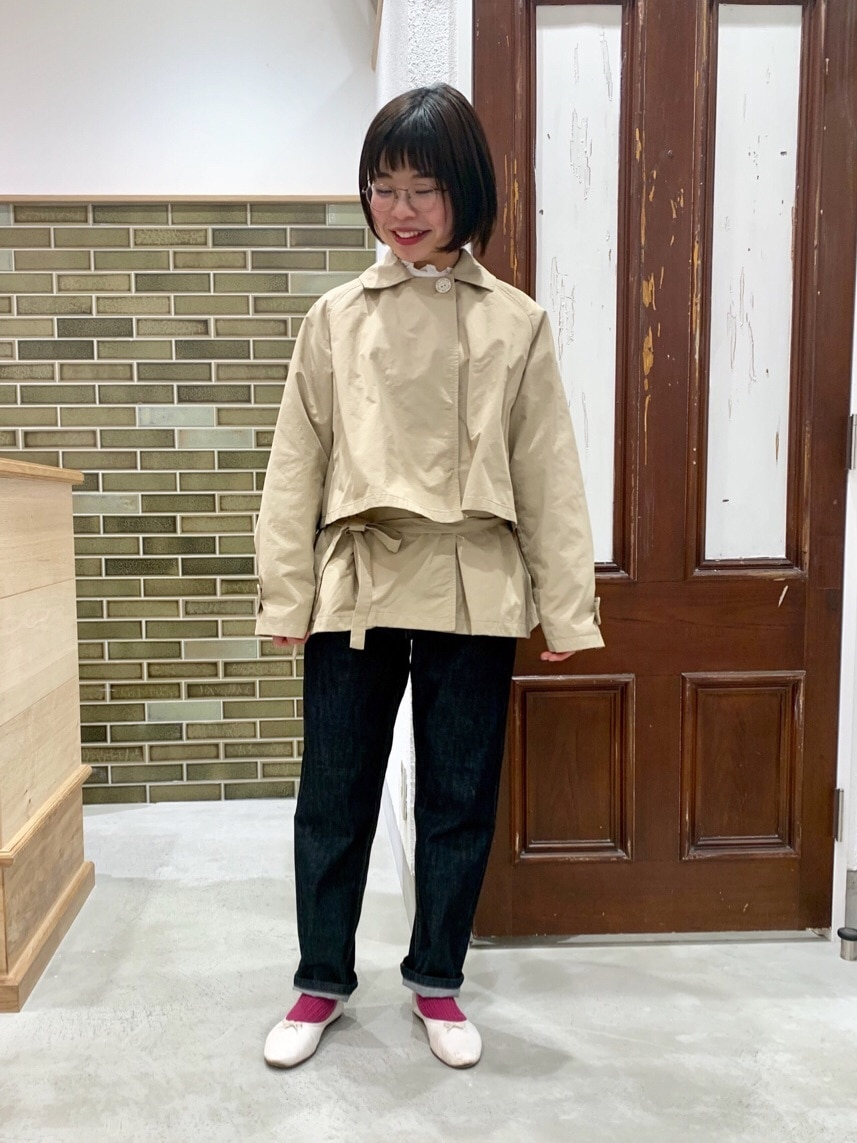 chambre de charme 横浜ジョイナス 身長:153cm 2020.02.12
