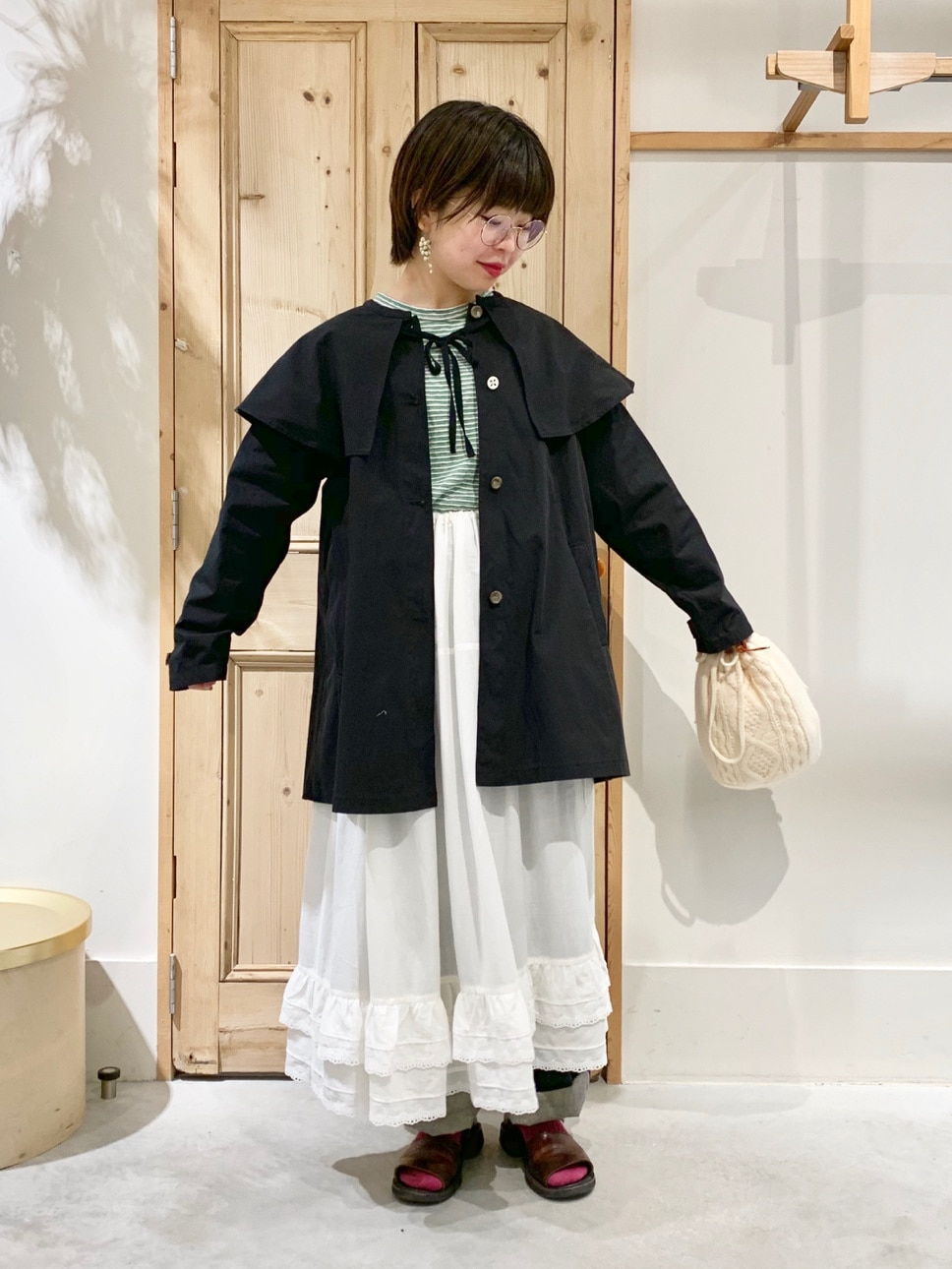 Malle chambre de charme 調布パルコ 身長:153cm 2020.10.02
