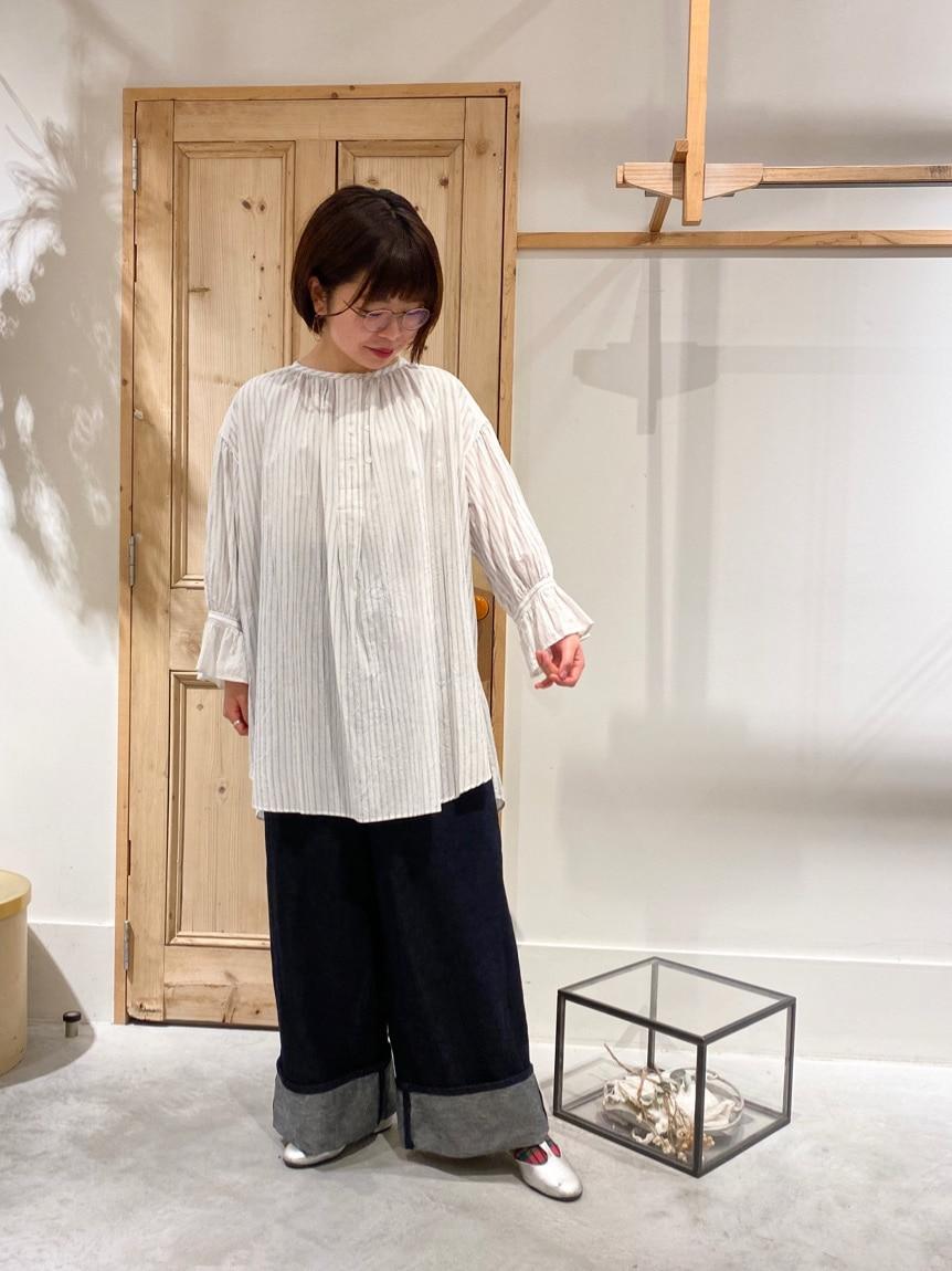 Malle chambre de charme 調布パルコ 身長:153cm 2020.07.18