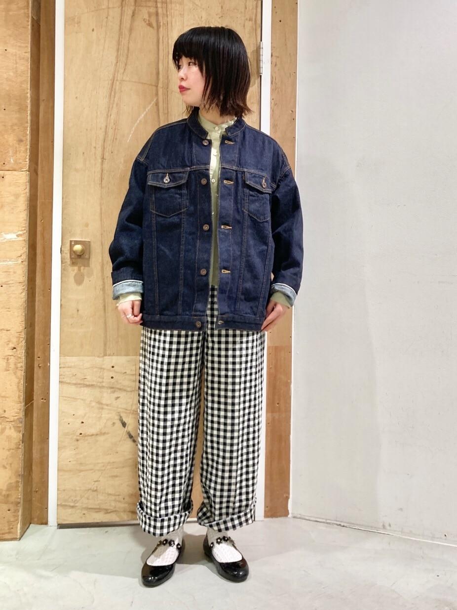 l'atelier du savon 新宿ミロード 身長:153cm 2021.03.10