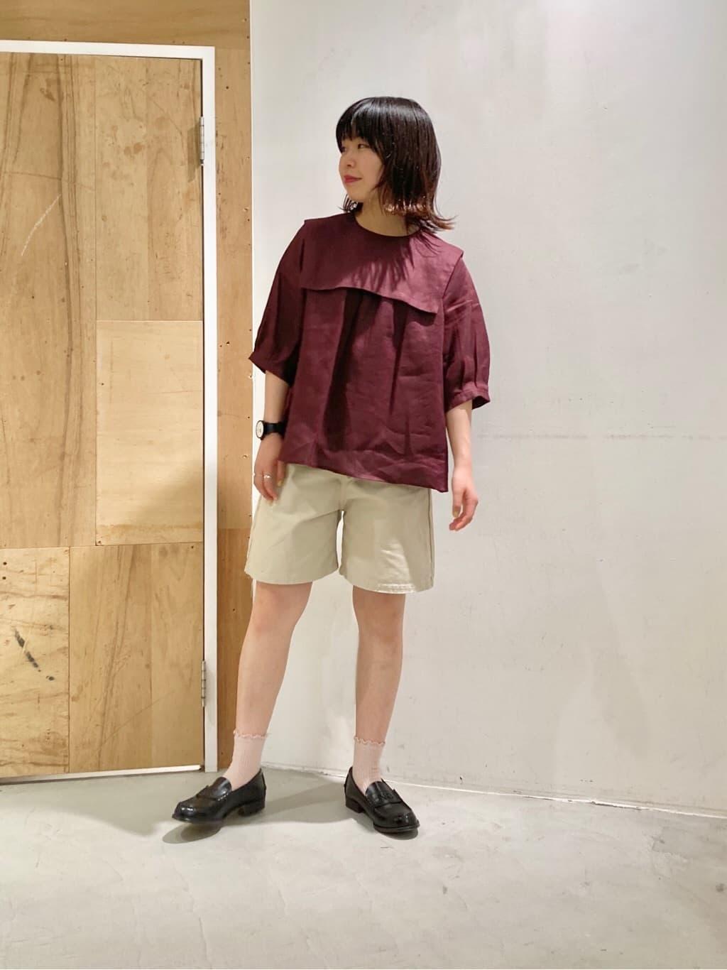 l'atelier du savon 新宿ミロード 身長:153cm 2021.07.09