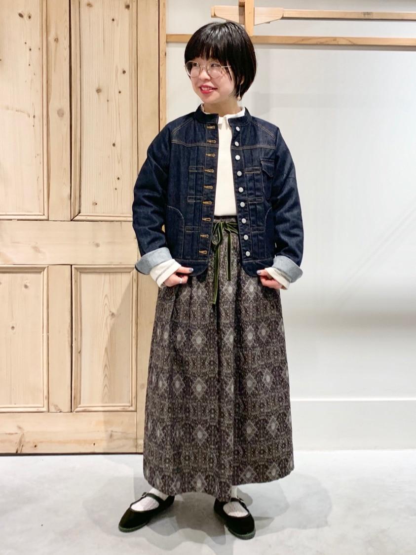 Malle chambre de charme 調布パルコ 身長:153cm 2020.10.23
