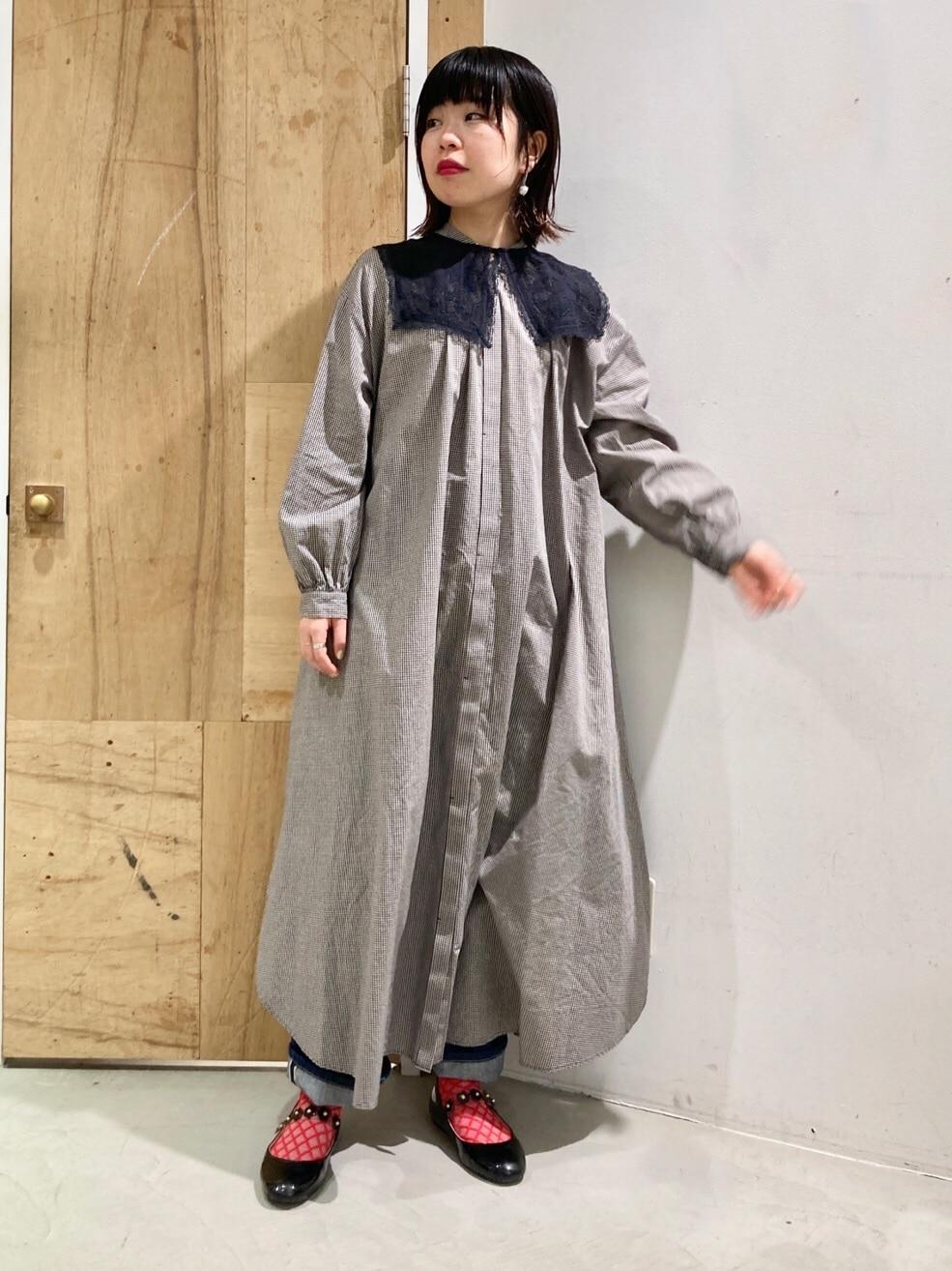 l'atelier du savon 新宿ミロード 身長:153cm 2021.04.02