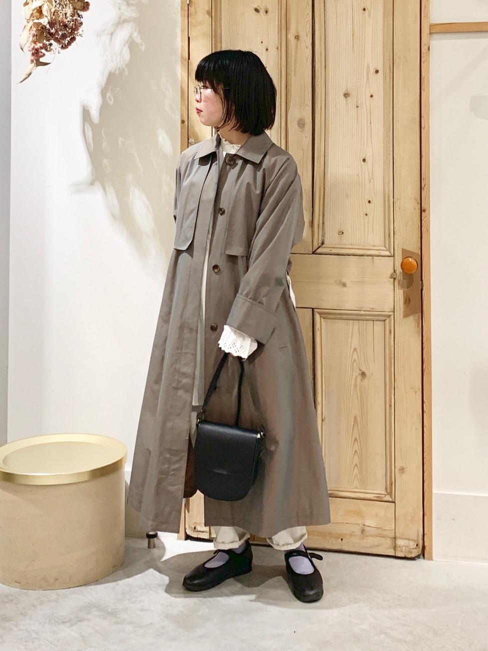 Malle chambre de charme 調布パルコ 身長:153cm 2021.02.17