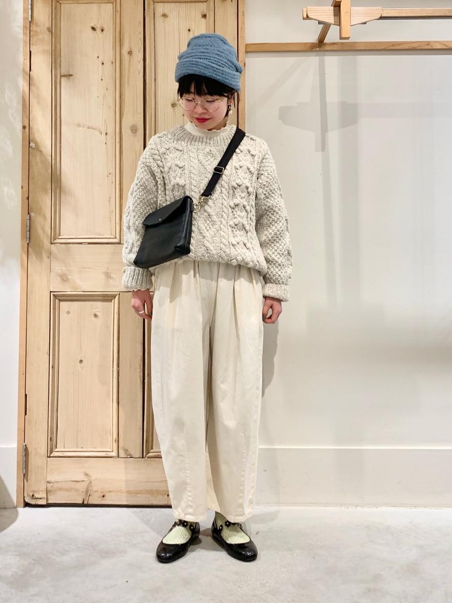 Malle chambre de charme 調布パルコ 身長:153cm 2020.11.19