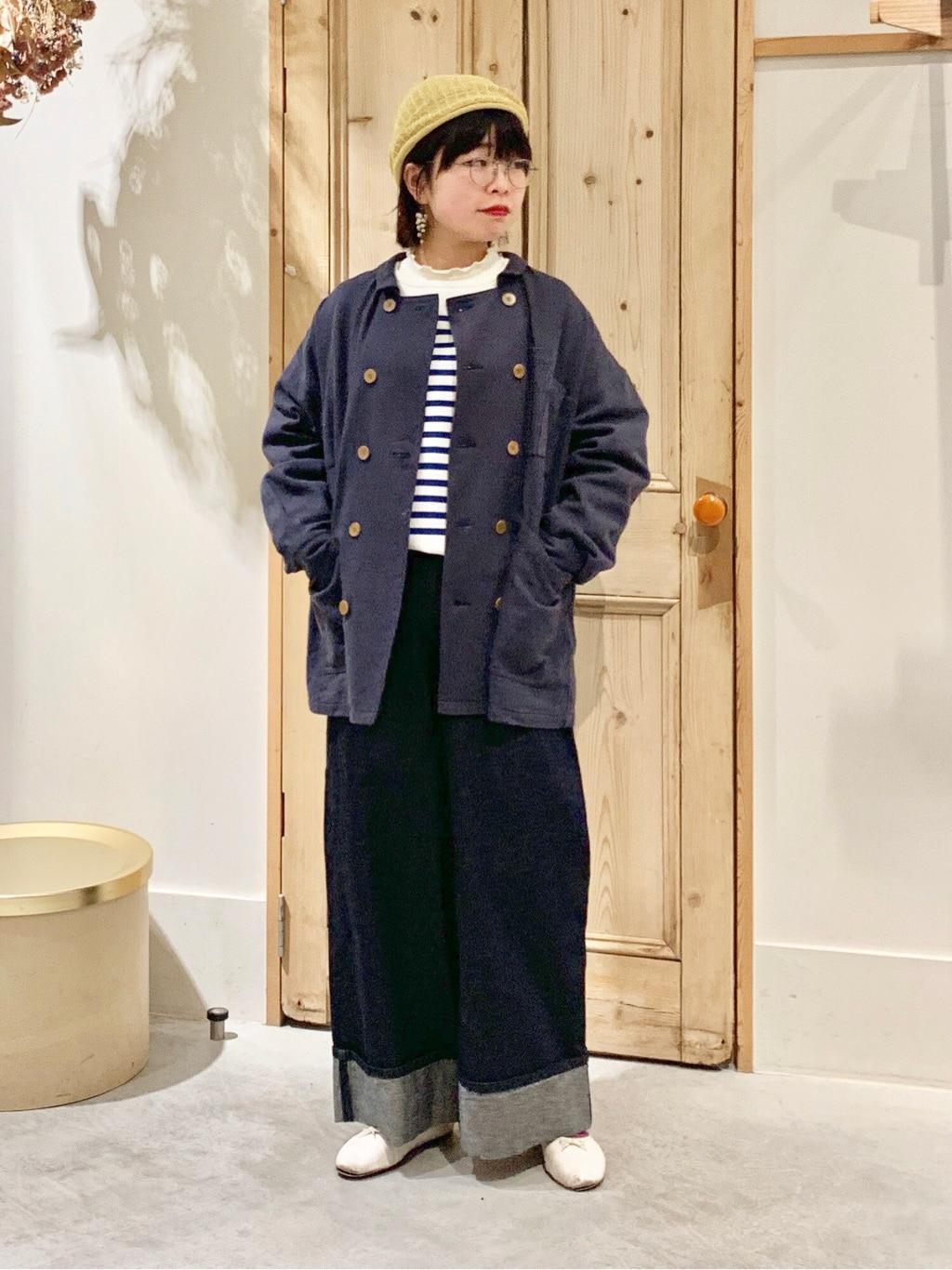 Malle chambre de charme 調布パルコ 身長:153cm 2021.02.10