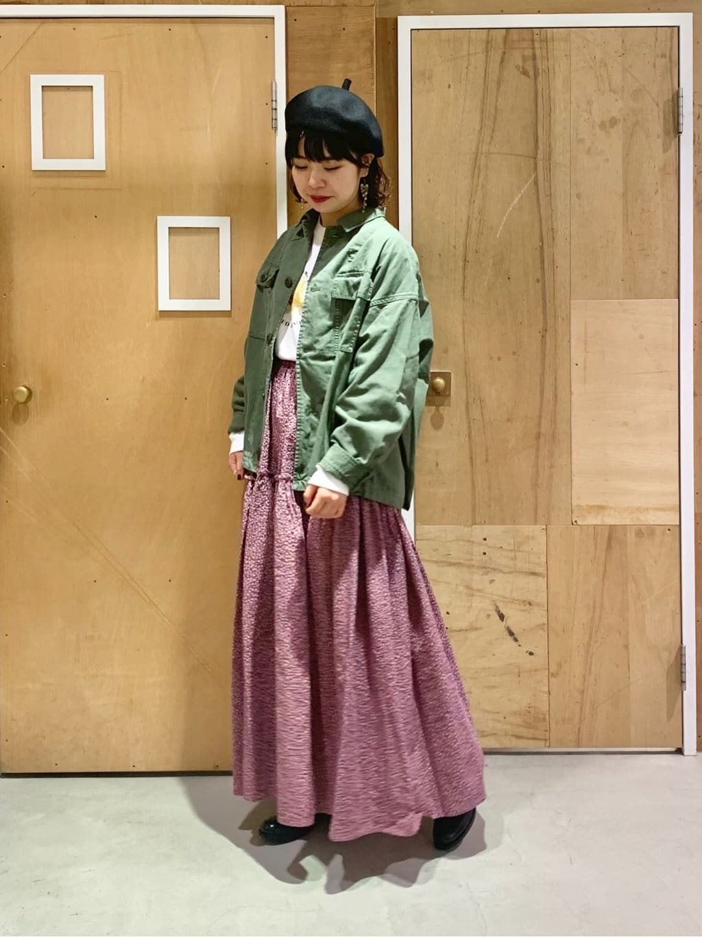 l'atelier du savon 新宿ミロード 身長:153cm 2021.09.14