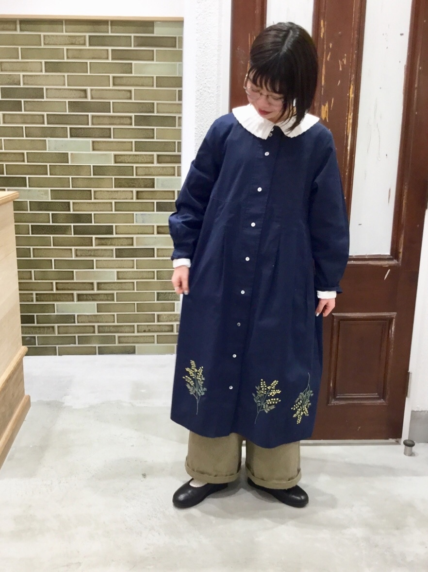 chambre de charme 横浜ジョイナス 身長:153cm 2020.02.05