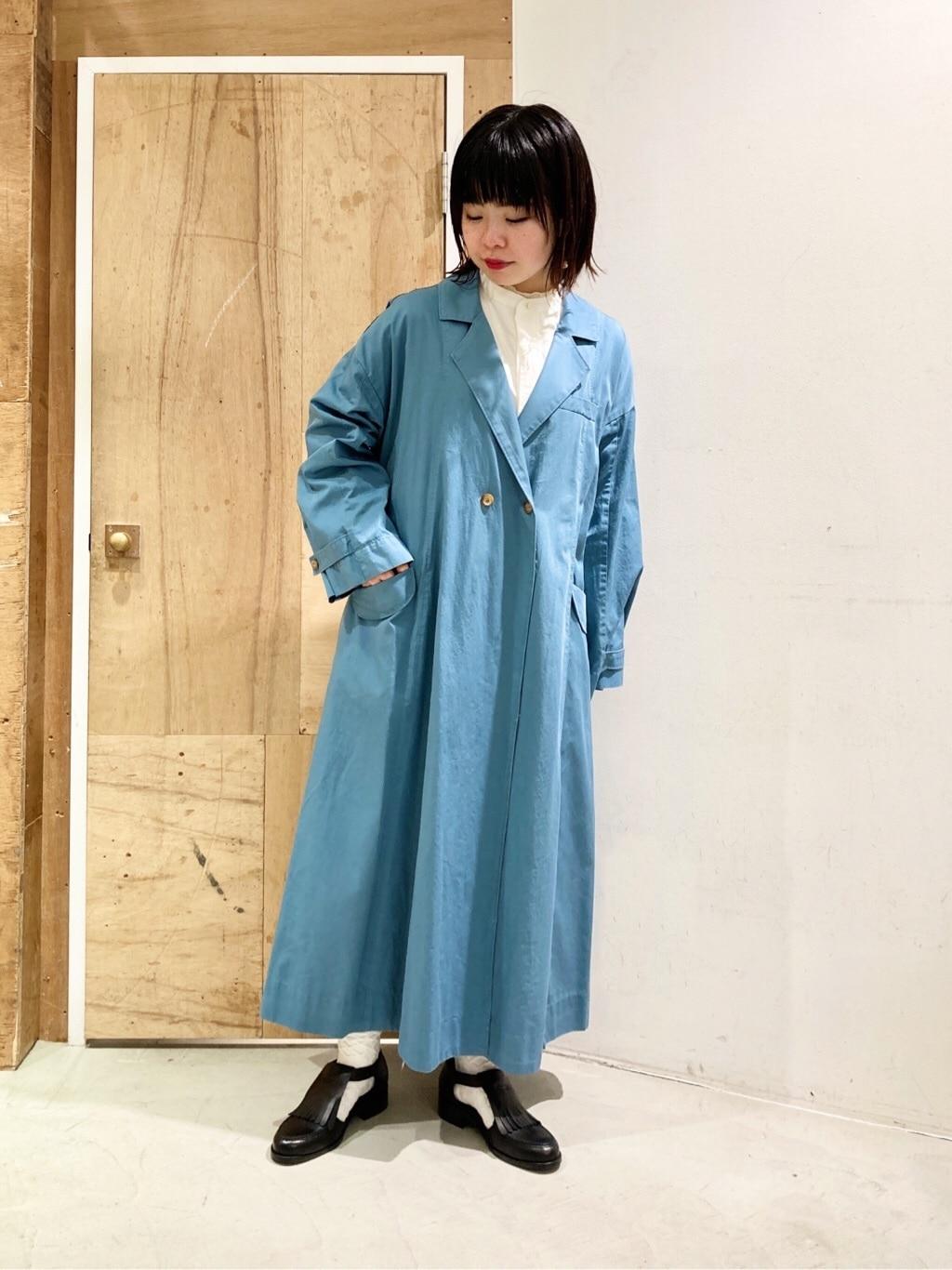 l'atelier du savon 新宿ミロード 身長:153cm 2021.04.06
