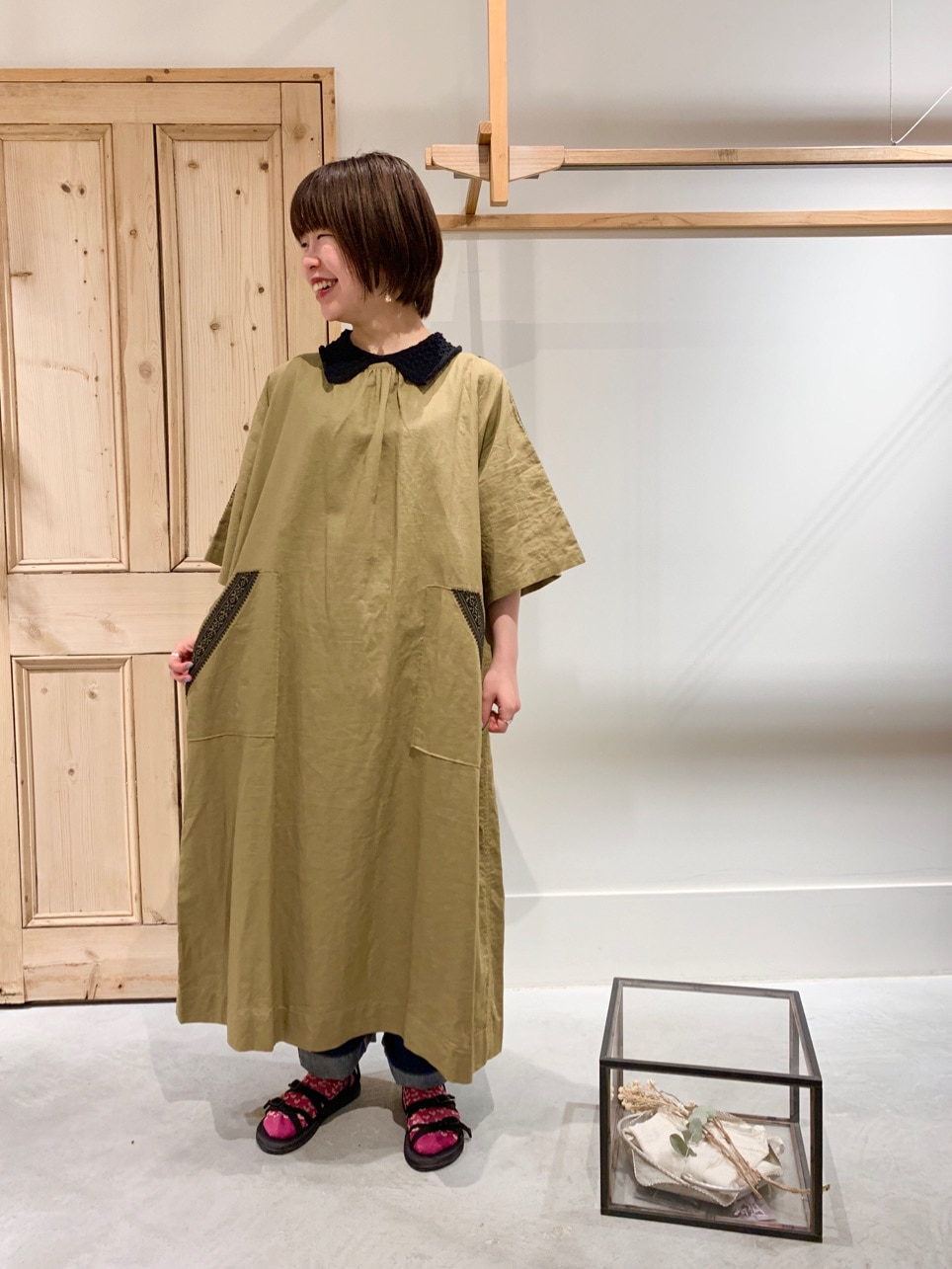 Malle chambre de charme 調布パルコ 身長:153cm 2020.06.22