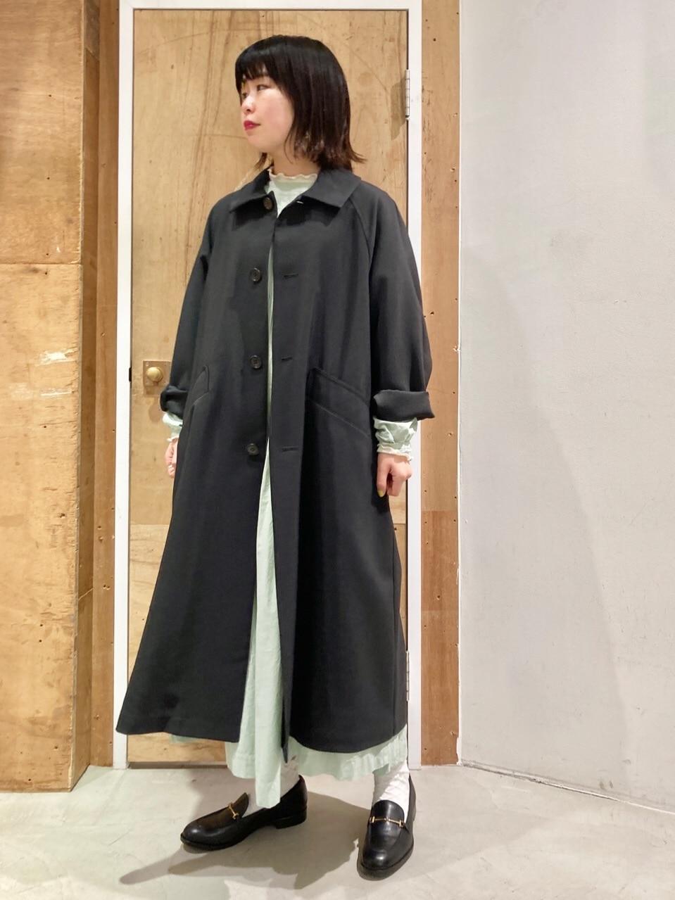 l'atelier du savon 新宿ミロード 身長:153cm 2021.03.12