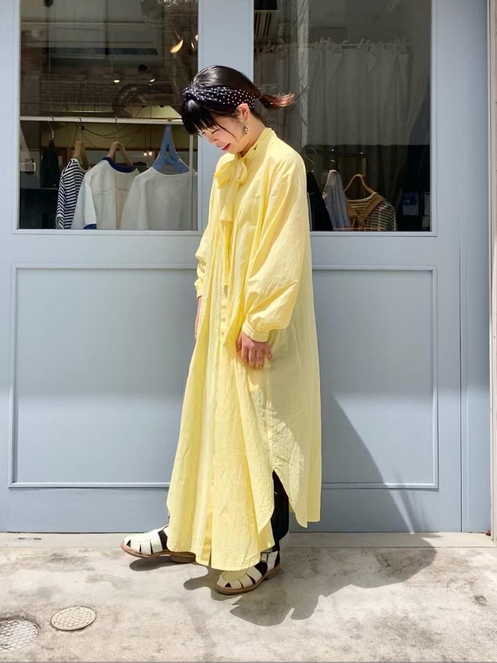 l'atelier du savon 新宿ミロード 身長:153cm 2021.05.11