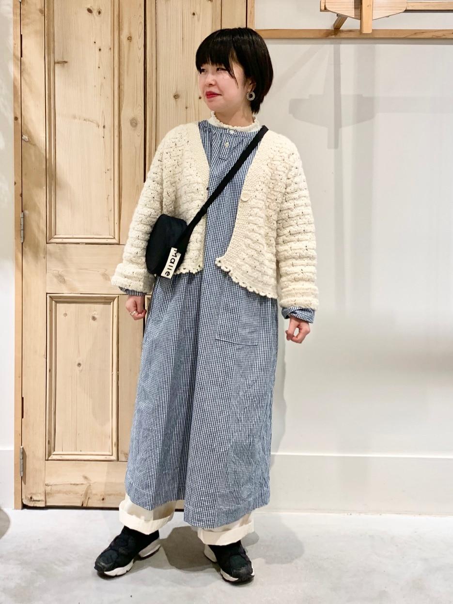 Malle chambre de charme 調布パルコ 身長:153cm 2020.11.04