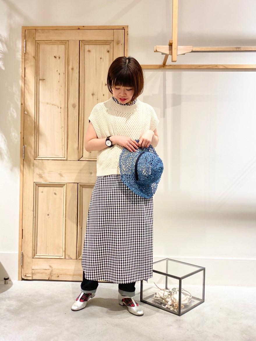 Malle chambre de charme 調布パルコ 身長:153cm 2020.07.21