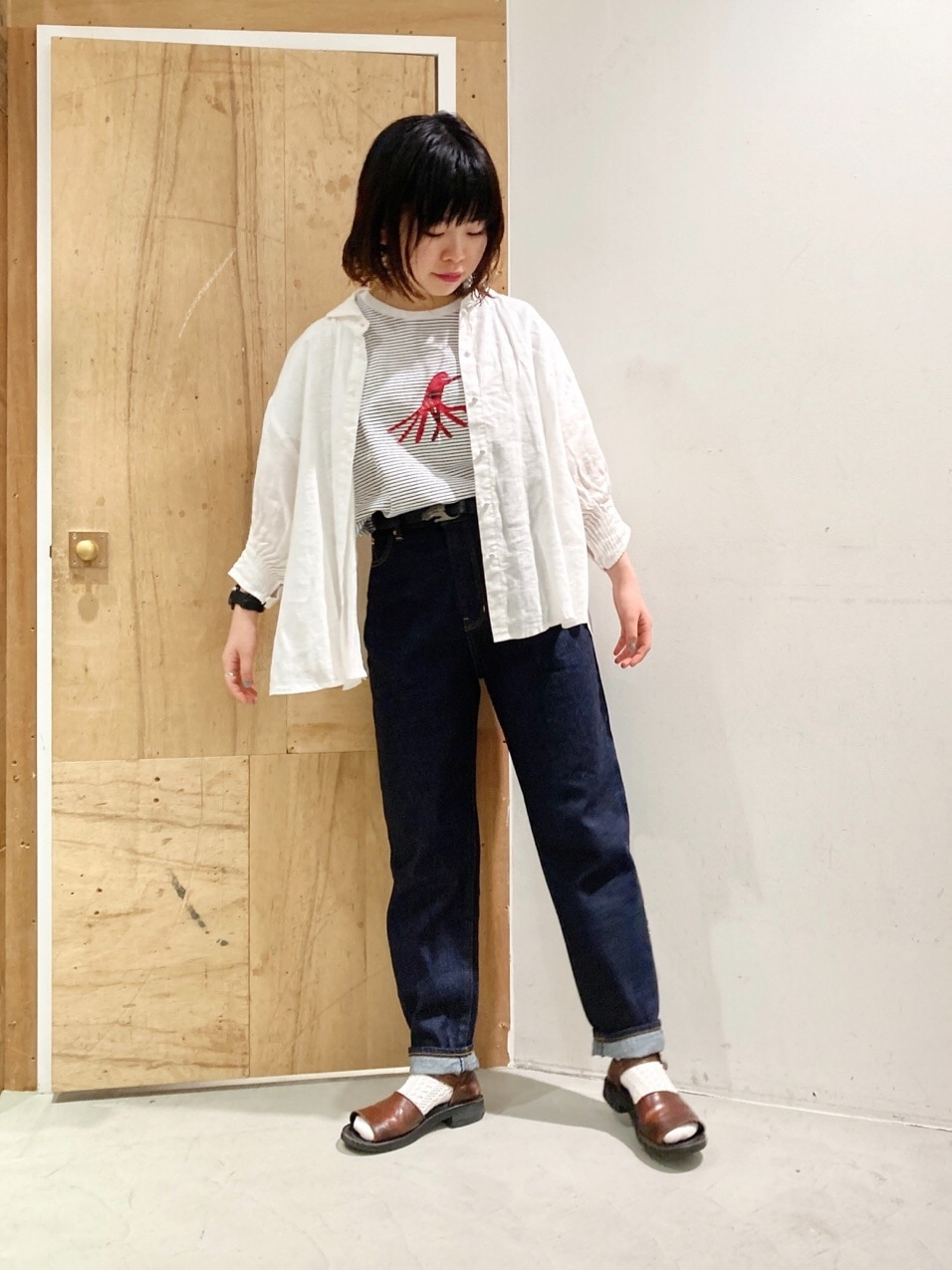 l'atelier du savon 新宿ミロード 身長:153cm 2021.06.04