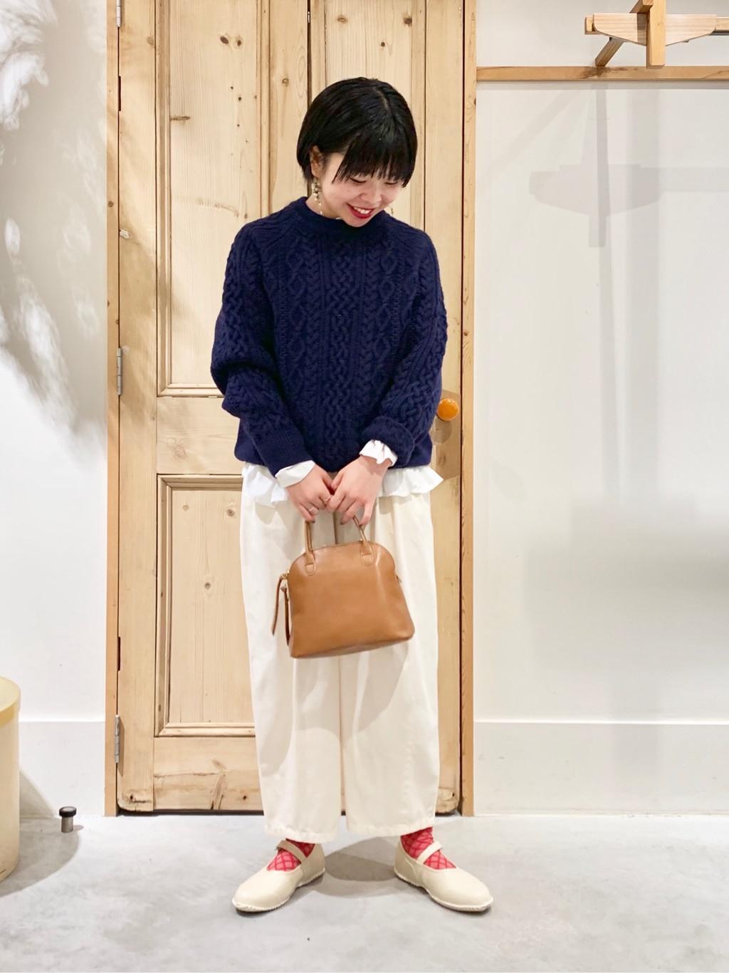 Malle chambre de charme 調布パルコ 身長:153cm 2020.10.16
