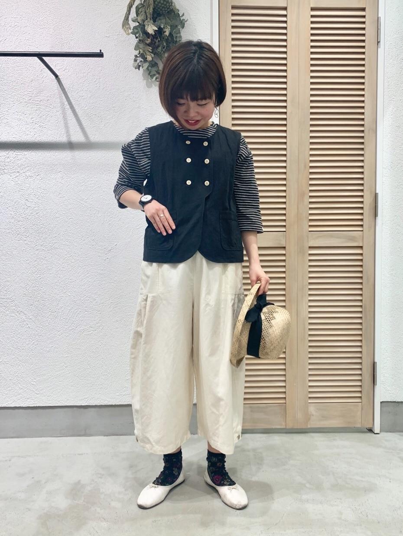 chambre de charme 横浜ジョイナス 身長:153cm 2020.03.29