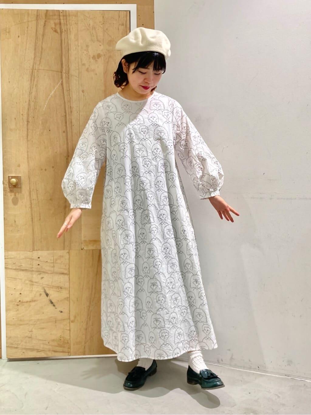 l'atelier du savon 新宿ミロード 身長:153cm 2021.09.09