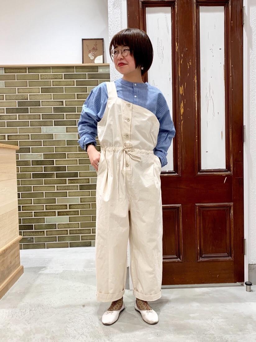 chambre de charme 横浜ジョイナス 身長:153cm 2020.03.12