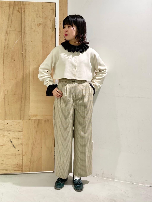l'atelier du savon 新宿ミロード 身長:153cm 2021.09.17