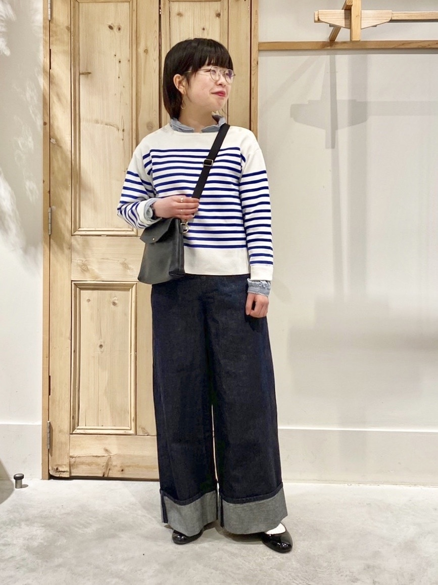 Malle chambre de charme 調布パルコ 身長:153cm 2021.01.16