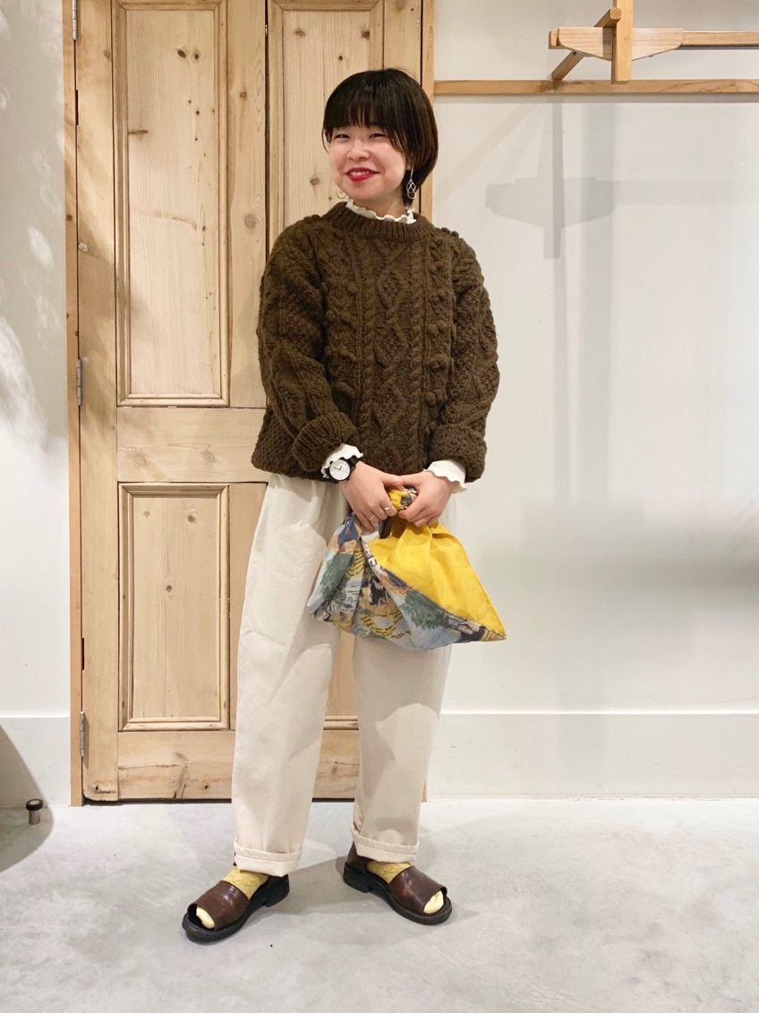 Malle chambre de charme 調布パルコ 身長:153cm 2020.09.18