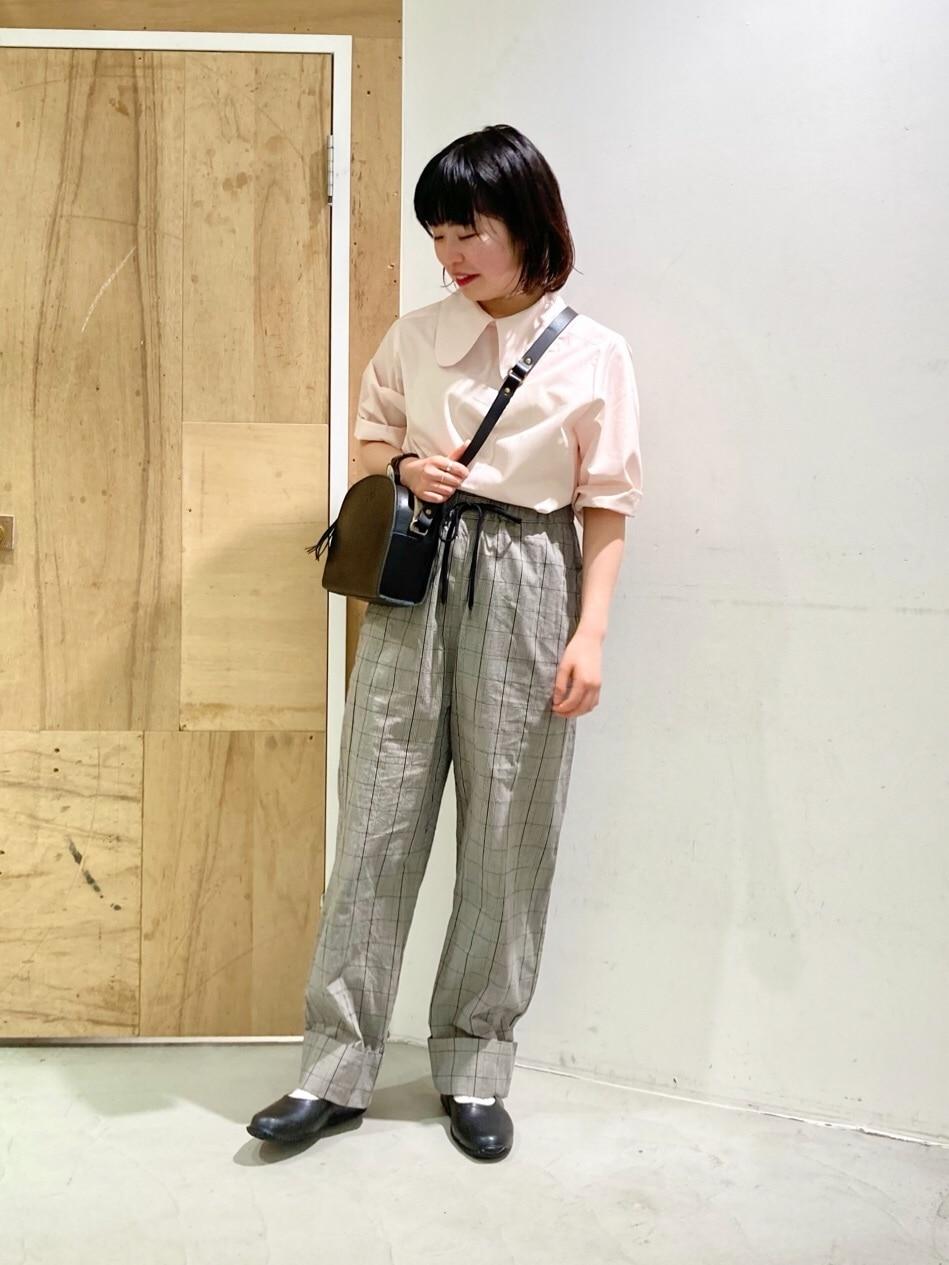 l'atelier du savon 新宿ミロード 身長:153cm 2021.05.14