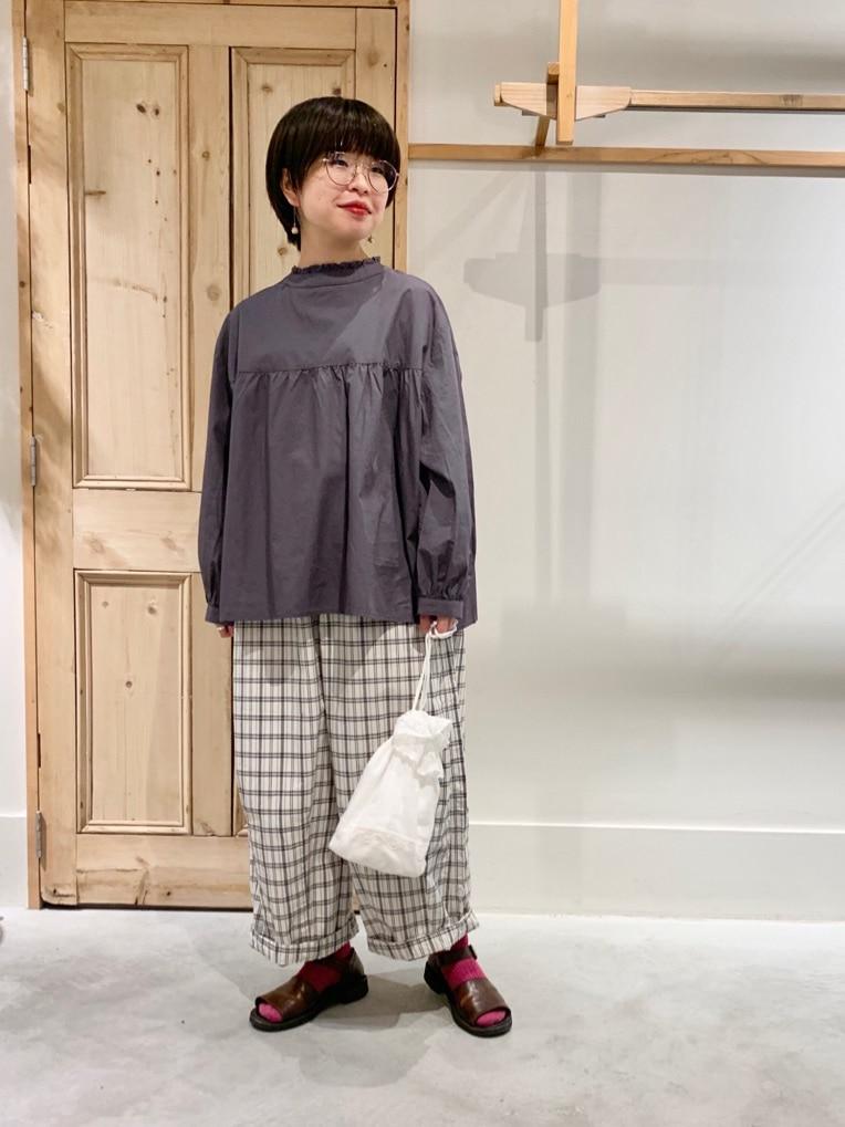 Malle chambre de charme 調布パルコ 身長:153cm 2020.09.01