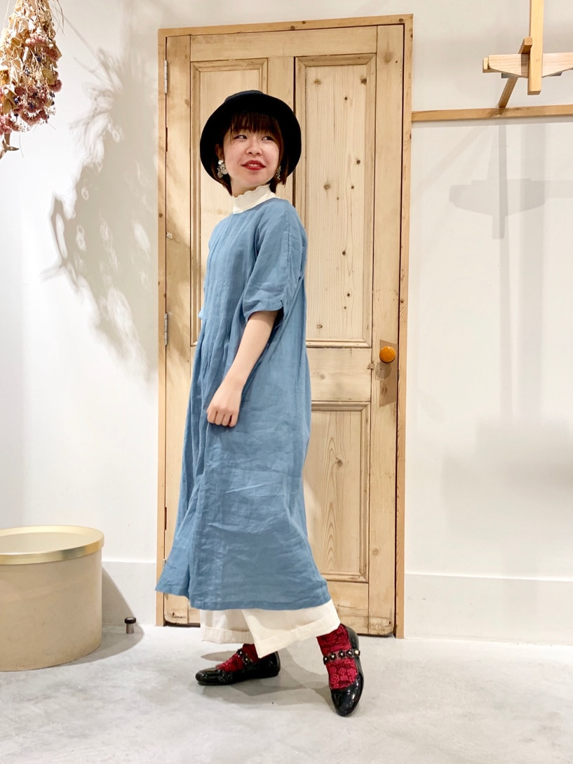 Malle chambre de charme 調布パルコ 身長:153cm 2020.08.13