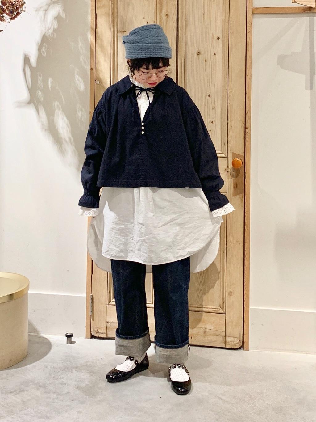Malle chambre de charme 調布パルコ 身長:153cm 2021.01.26