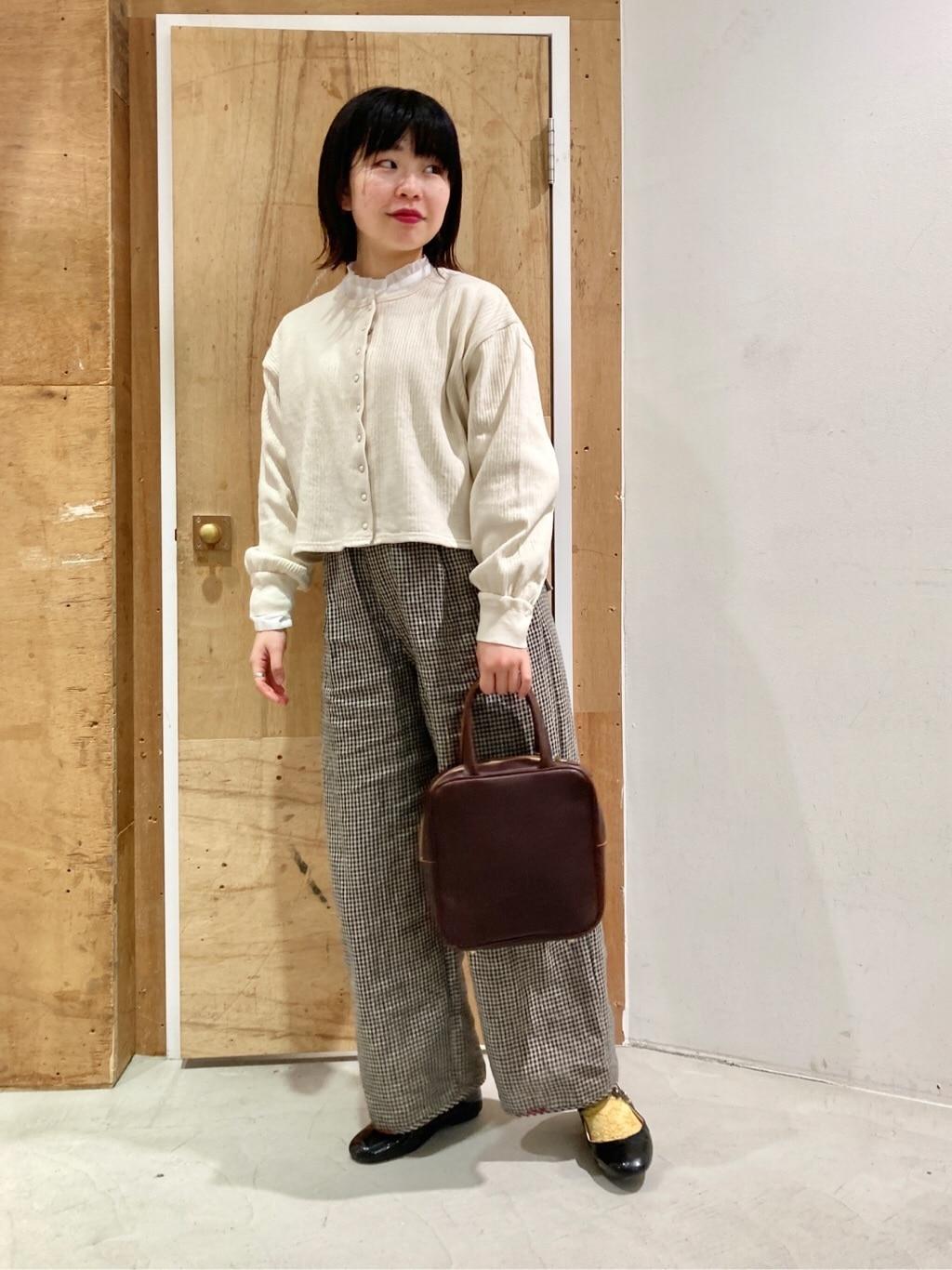 l'atelier du savon 新宿ミロード 身長:153cm 2021.04.14
