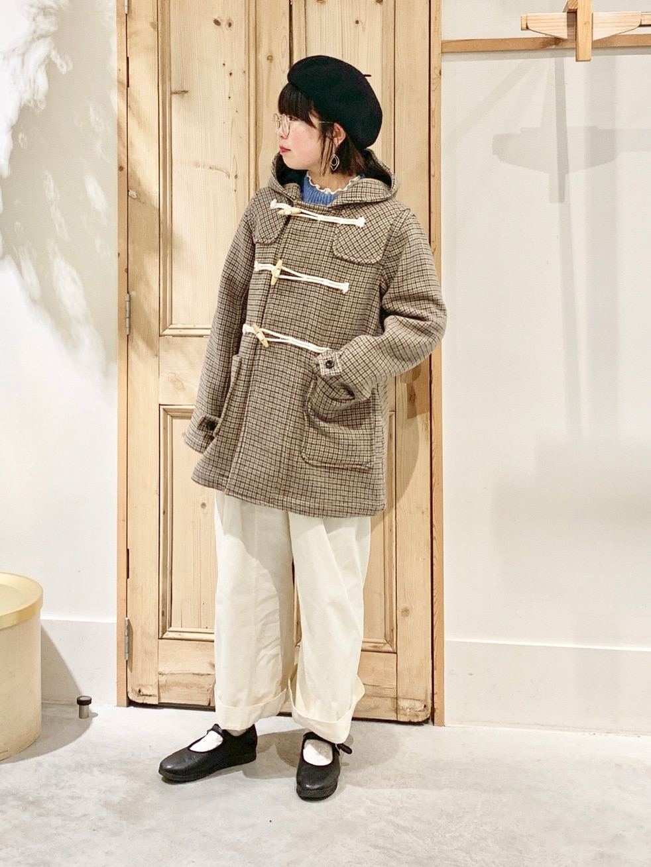 Malle chambre de charme 調布パルコ 身長:153cm 2021.01.09