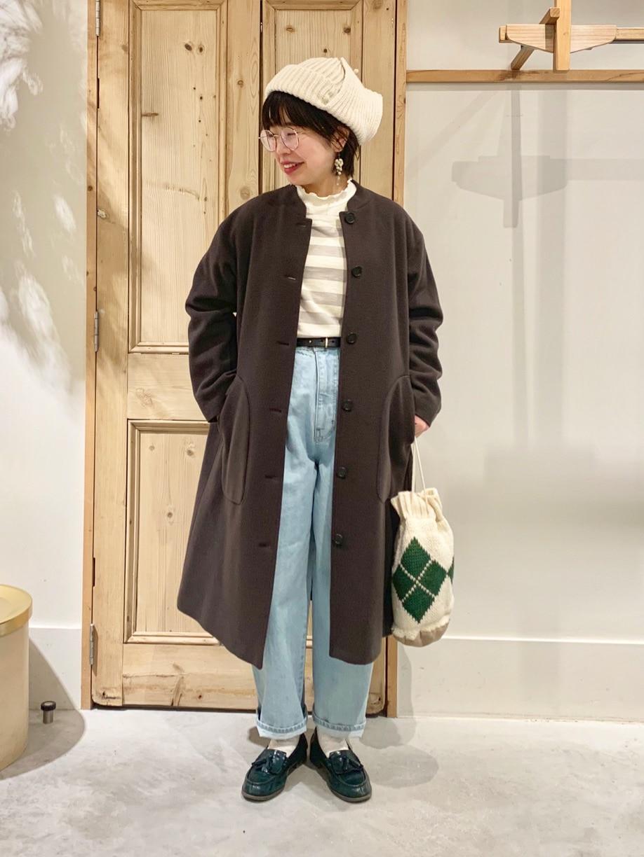 Malle chambre de charme 調布パルコ 身長:153cm 2020.11.12