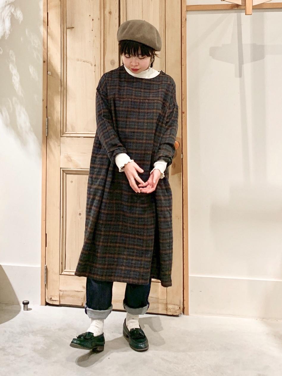 Malle chambre de charme 調布パルコ 身長:153cm 2020.12.29