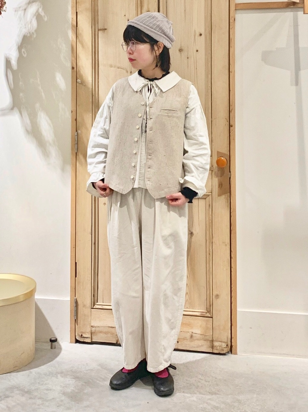 Malle chambre de charme 調布パルコ 身長:153cm 2021.01.27
