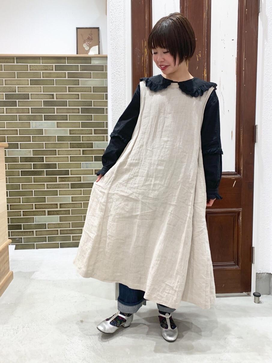 chambre de charme 横浜ジョイナス 身長:153cm 2020.03.09